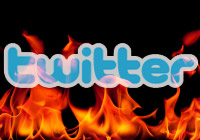 twitter in a crisis